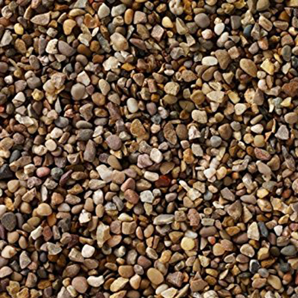 Red Pea Gravel : Mm pea gravel barkers fencing